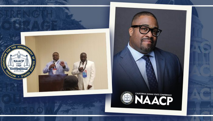 California Hawaii State Conference NAACP