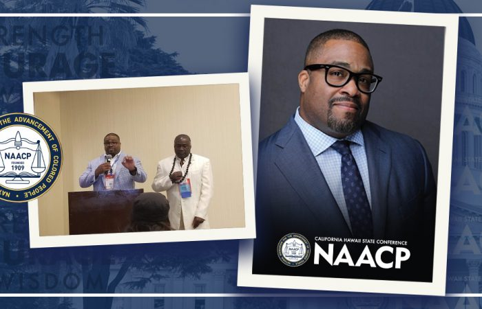 Meet Your New California Hawaii State Conference NAACP President Rick L. Callender, Esq.