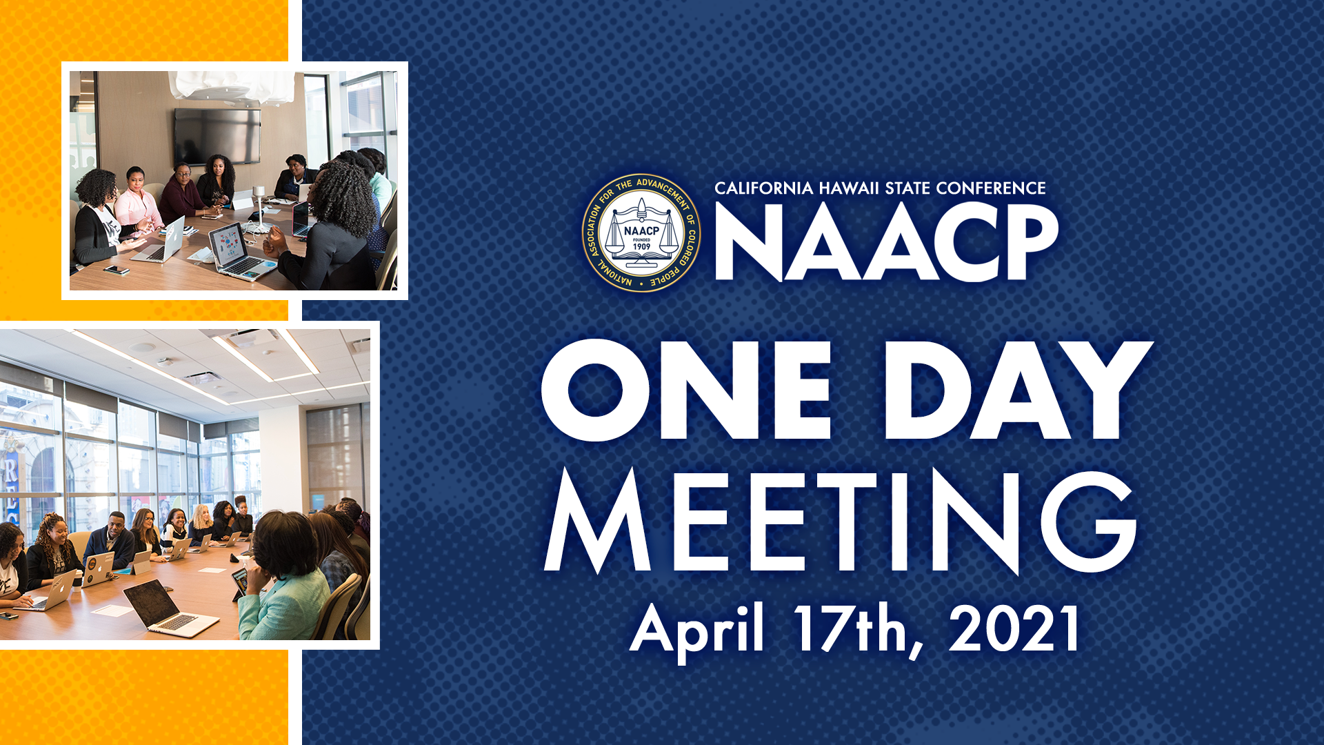 California NAACP One Day Spring Meeting