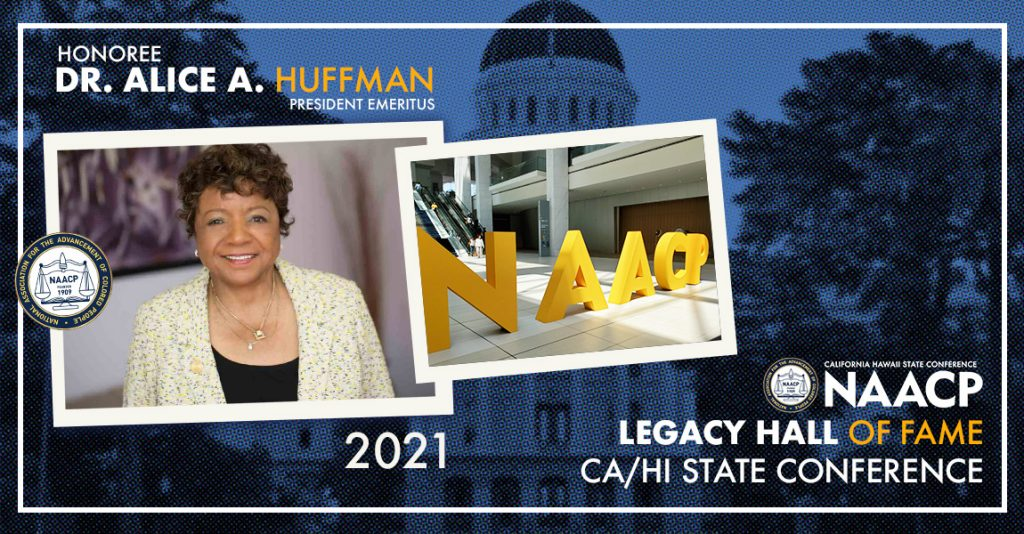 CA/HI State Conference NAACP Legacy Hall of Fame