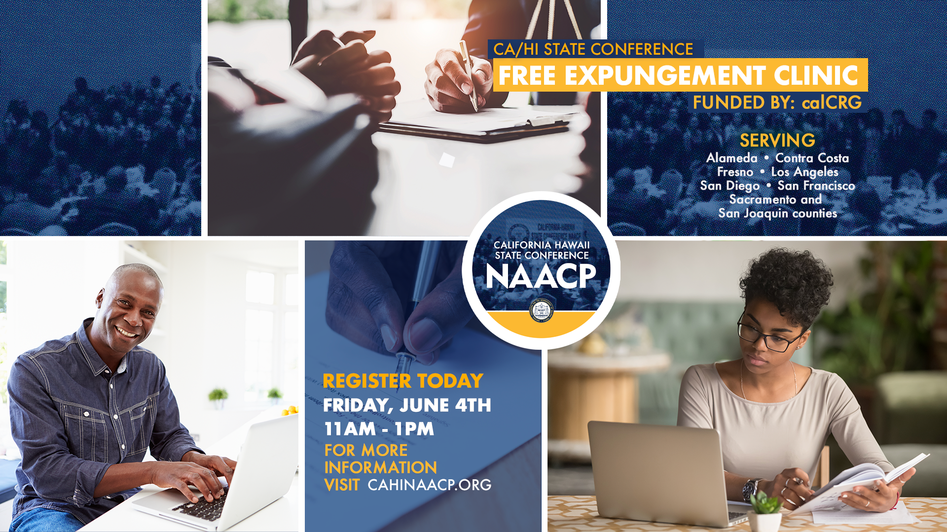 California NAACP Expungement Clinic