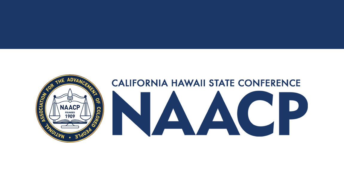 CA/HI NAACP Endorses Opposing Governor Gavin Newsom Recall