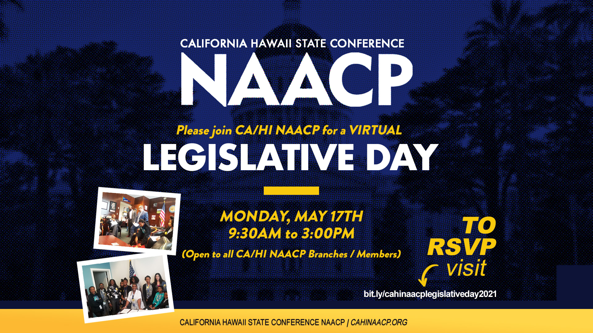 CAHINAACP Legislative Day