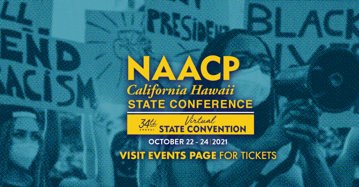 CA/HI NAACP State Convention